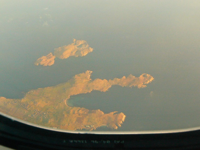 Mousa Island, Cumlewick Ness, No Ness
